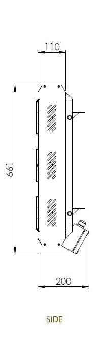 apollo a3f2  u2013 infrared quartz space heater