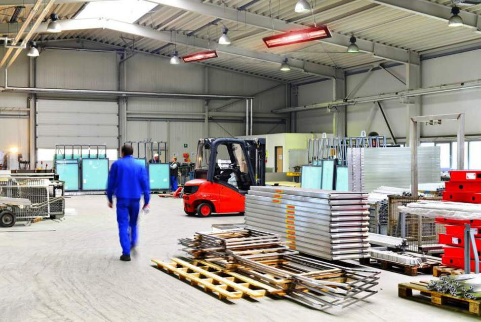 Industrial Heaters Heating For Commercial Buildings