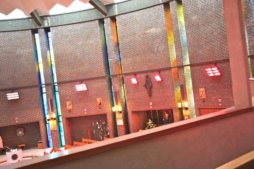 Tansun Apollo Infrared Space Heaters Installed At Saint Michael's Church In Wolverhampton