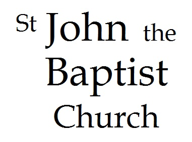 St John The Baptist Church Logo