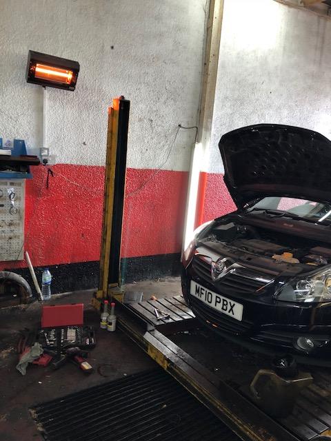 Heater For Garage >> Garage Heating Infrared Garage Heaters Tansun
